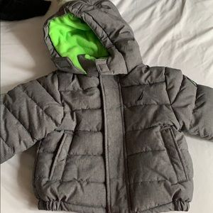 New never worn with tags náutica  winter jacket